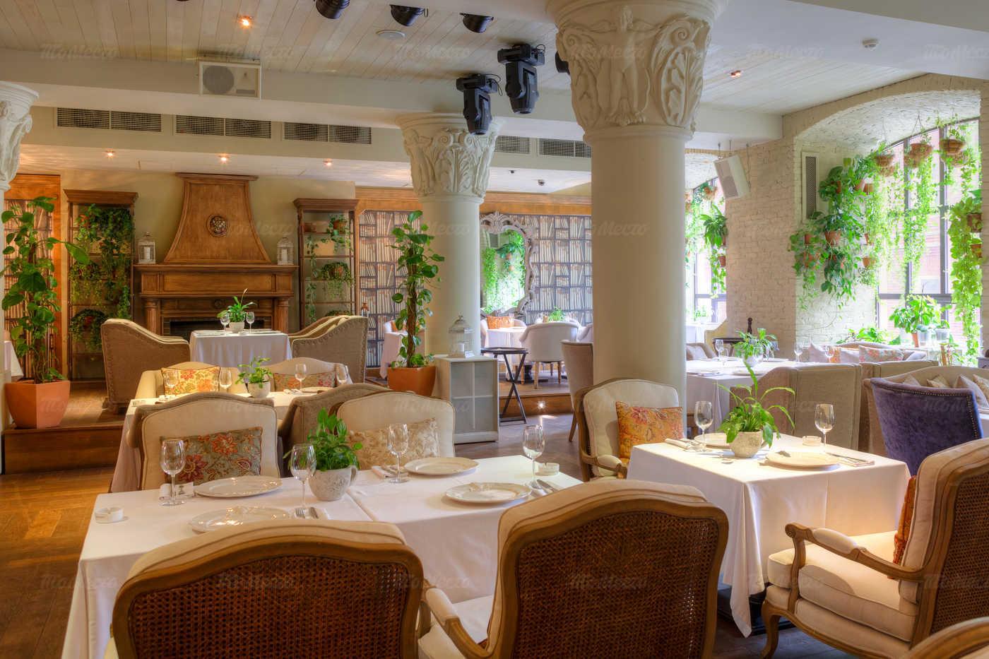 Ресторан The Сад. Москва Якиманская наб., д. 4, с. 1