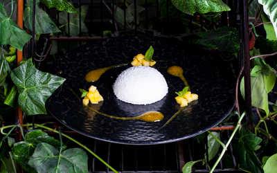 Меню ресторана The Сад (The Sad) на Якиманской набережной фото 3