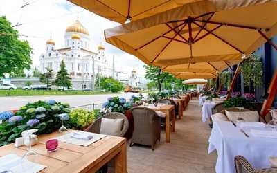 Банкетный зал ресторана Vаниль На Остоженке