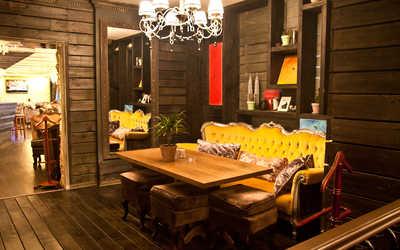Банкетный зал бара, караоке клуба, ресторана Барбара бар (Barbara bar) на Васильевской улице фото 2