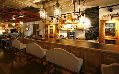 Банкетный зал ресторана Балкон на Новинском бульваре фото 3