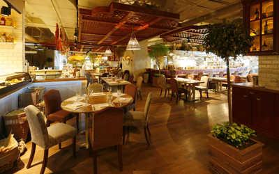 Банкетный зал ресторана Балкон на Новинском бульваре фото 1