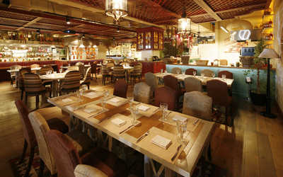 Банкетный зал ресторана Балкон на Новинском бульваре фото 2