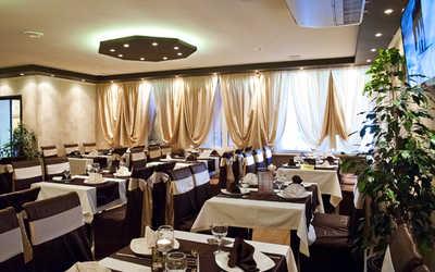 Банкетный зал кафе Бенджамин на Манежной площади фото 1