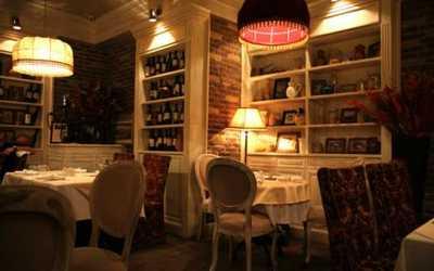 Банкетный зал ресторана БоЭми на Рочдельской улице фото 3