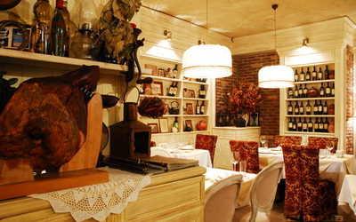 Банкетный зал ресторана БоЭми на Рочдельской улице фото 1