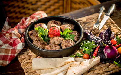 Меню ресторана Боярский (Boyarsky) на Даниловской набережной фото 2