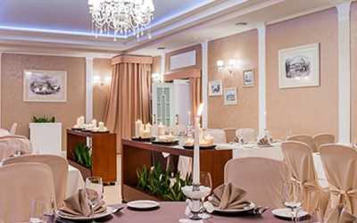 Банкетный зал ресторана Брайтон в Петровско-Разумовском проезде фото 3