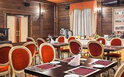 Банкетный зал ресторана Брайтон в Петровско-Разумовском проезде фото 1