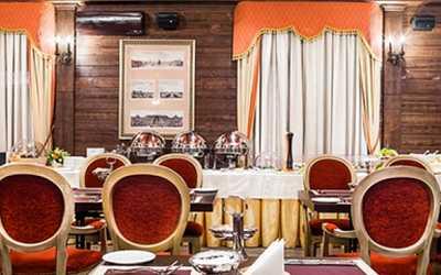 Банкетный зал ресторана Брайтон в Петровско-Разумовском проезде фото 2