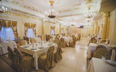 """Банкетный зал ресторана Гладиатор (Банкетный зал """"Триумф"""") на Верхней Сыромятнической улице"""