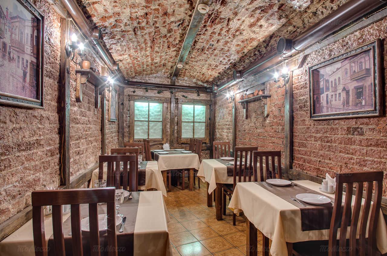 Меню бара, кафе Гурман (Gourmet) на Пятницкой улице