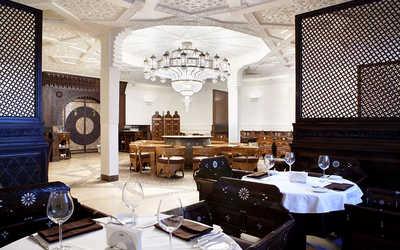 Банкетный зал ресторана Дамас (Damas) на улице Маросейка фото 2