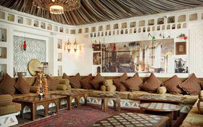 Банкетный зал ресторана Дамас (Damas) на улице Маросейка фото 1