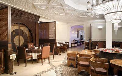 Банкетный зал ресторана Дамас (Damas) на улице Маросейка фото 3