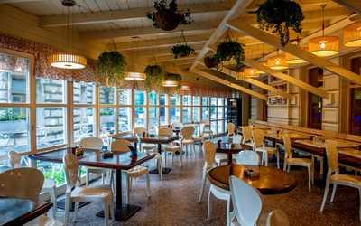 Банкетный зал ресторана Дантес на Мясницкой улице фото 1