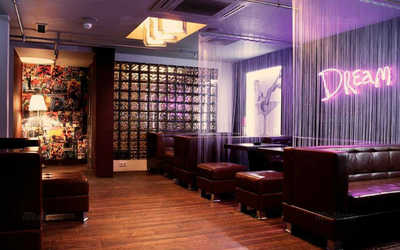 Банкетный зал бара Dream bar (Дрим Бар) на Мясницкой улице фото 1
