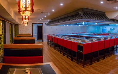 Банкетный зал ресторана Дружба на Новослободской улице фото 2