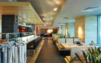 Банкетный зал ресторана Yoko (Йоко) на Соймоновском проезде фото 1