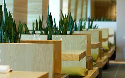 Банкетный зал ресторана Yoko (Йоко) на Соймоновском проезде фото 2