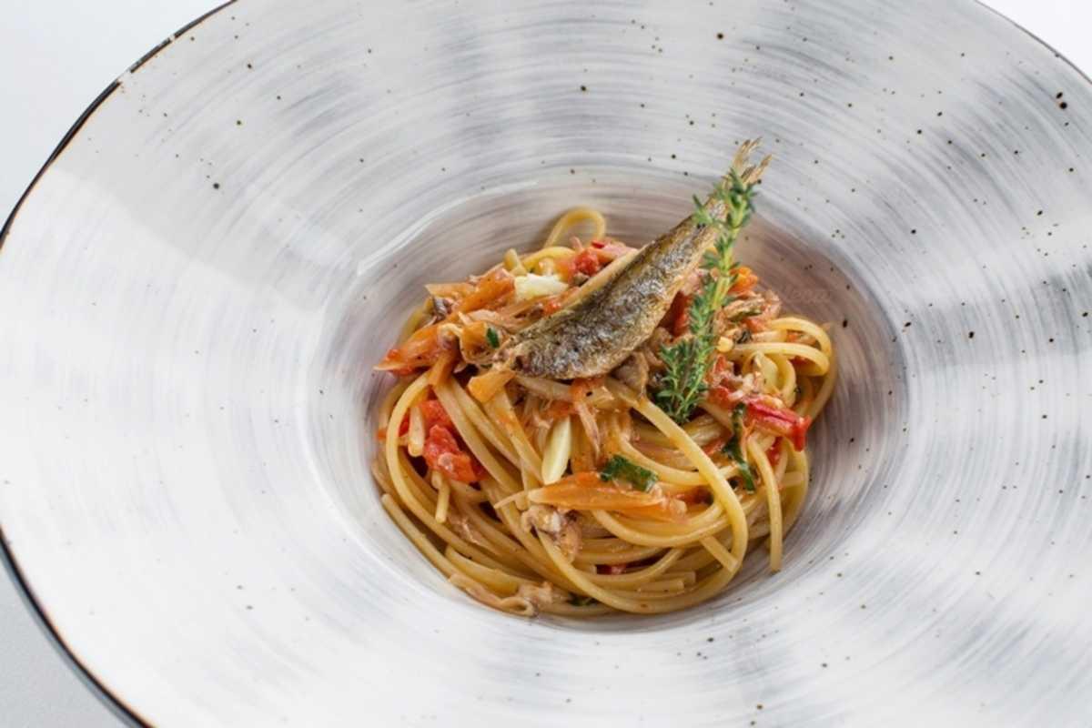 Меню ресторана Итальянец на Самотечной улице фото 74