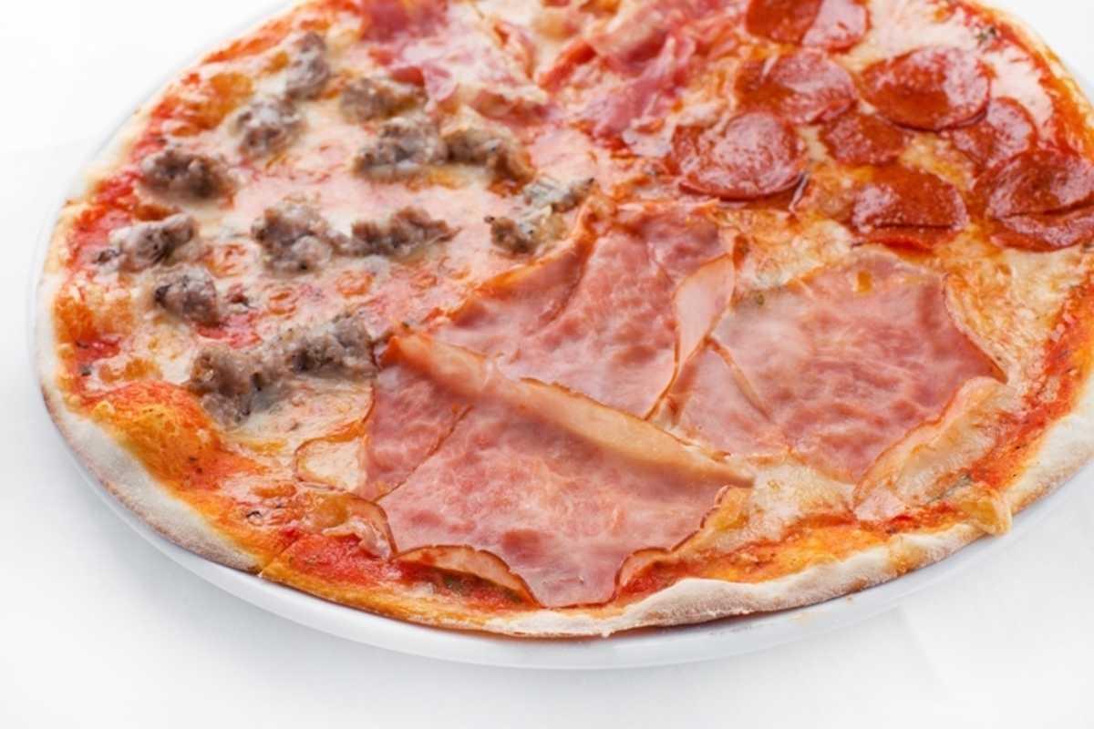 Меню ресторана Итальянец на Самотечной улице фото 82