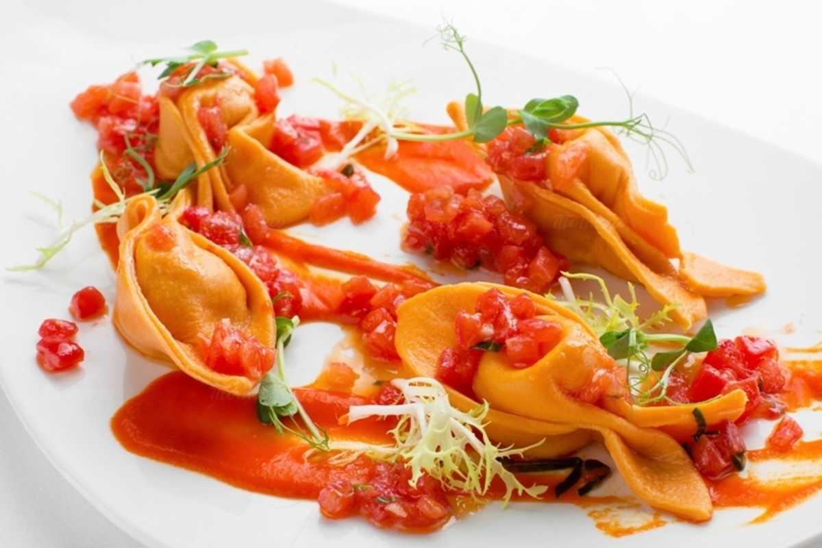 Меню ресторана Итальянец на Самотечной улице фото 83