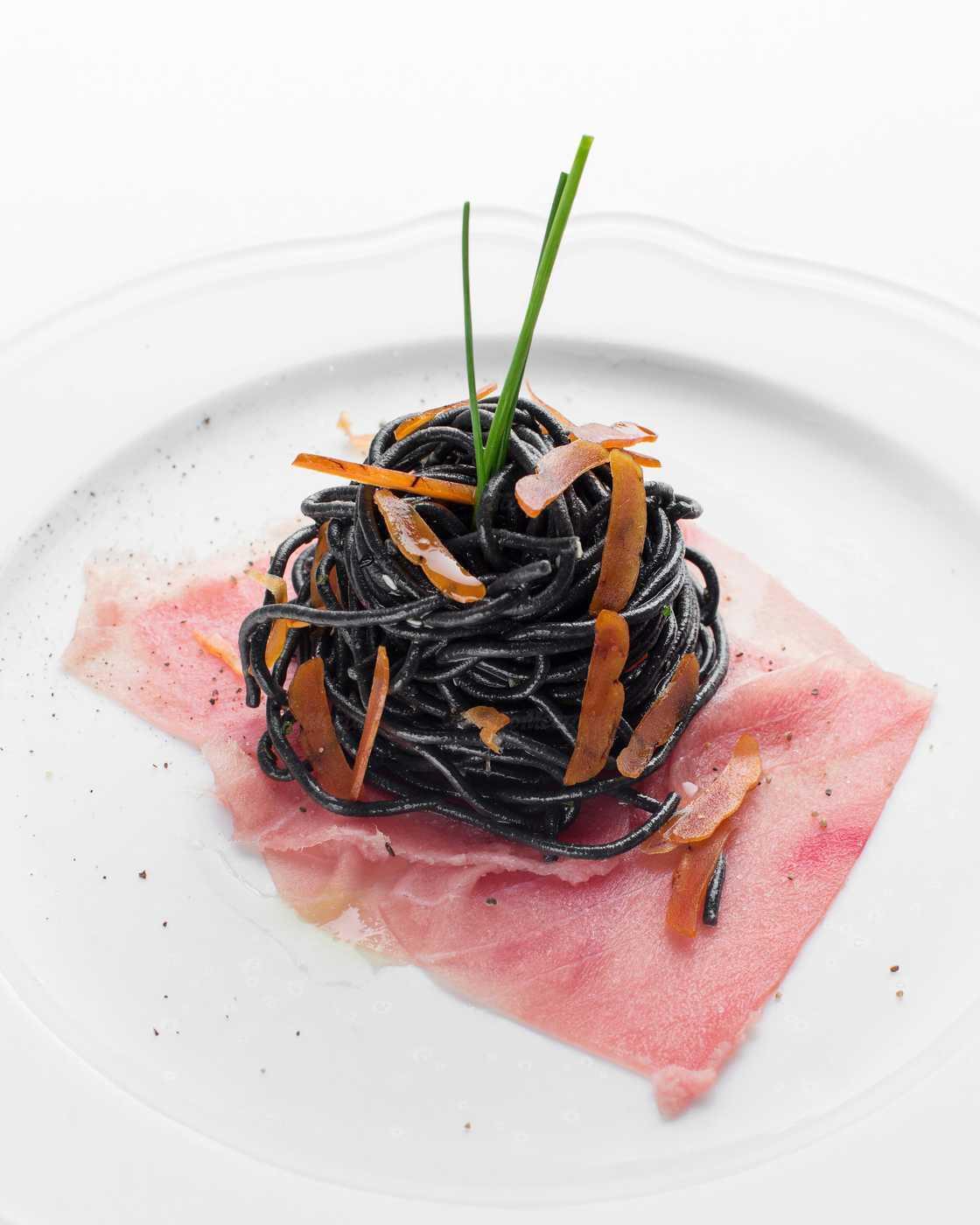 Меню ресторана Итальянец на Самотечной улице фото 49