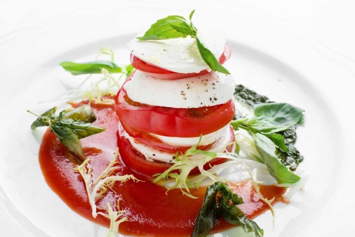 Меню ресторана Итальянец на Самотечной улице фото 86