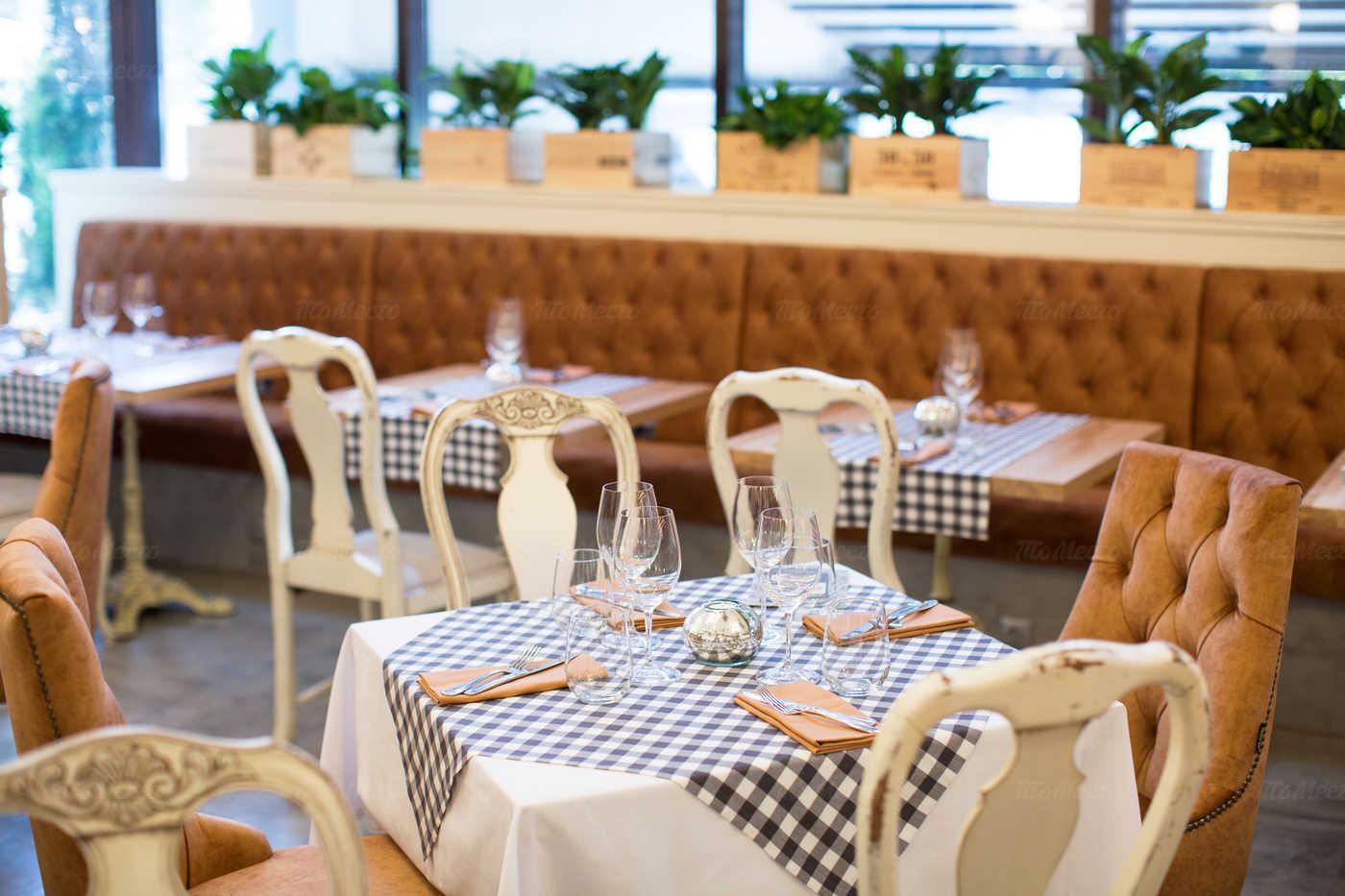 Ресторан Итальянец на Самотечной улице фото 8