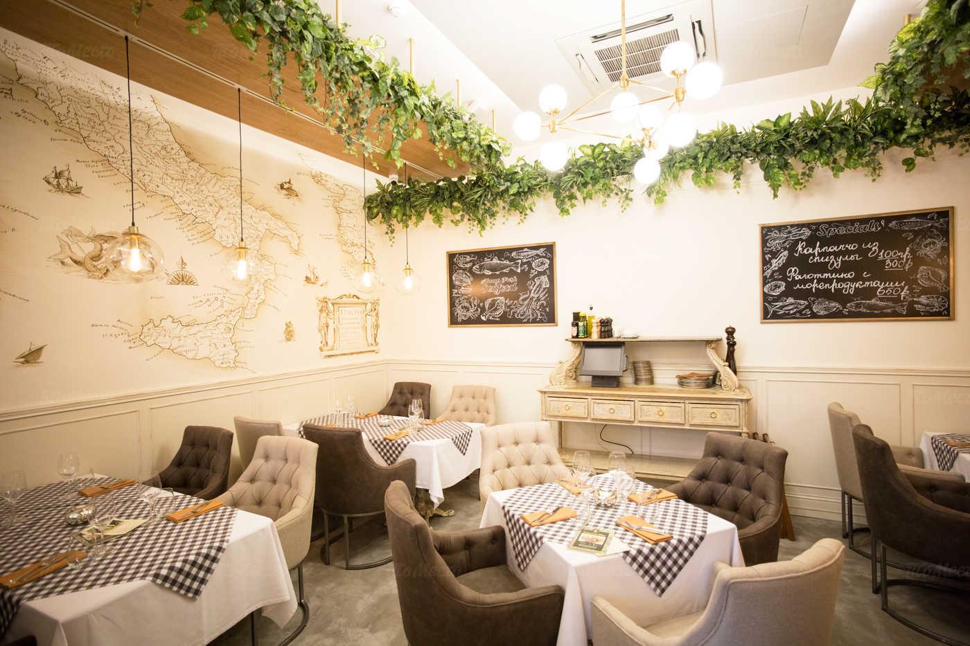 Ресторан Итальянец на Самотечной улице