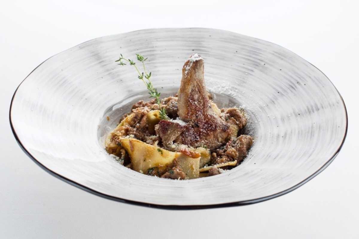 Меню ресторана Итальянец на Самотечной улице фото 71
