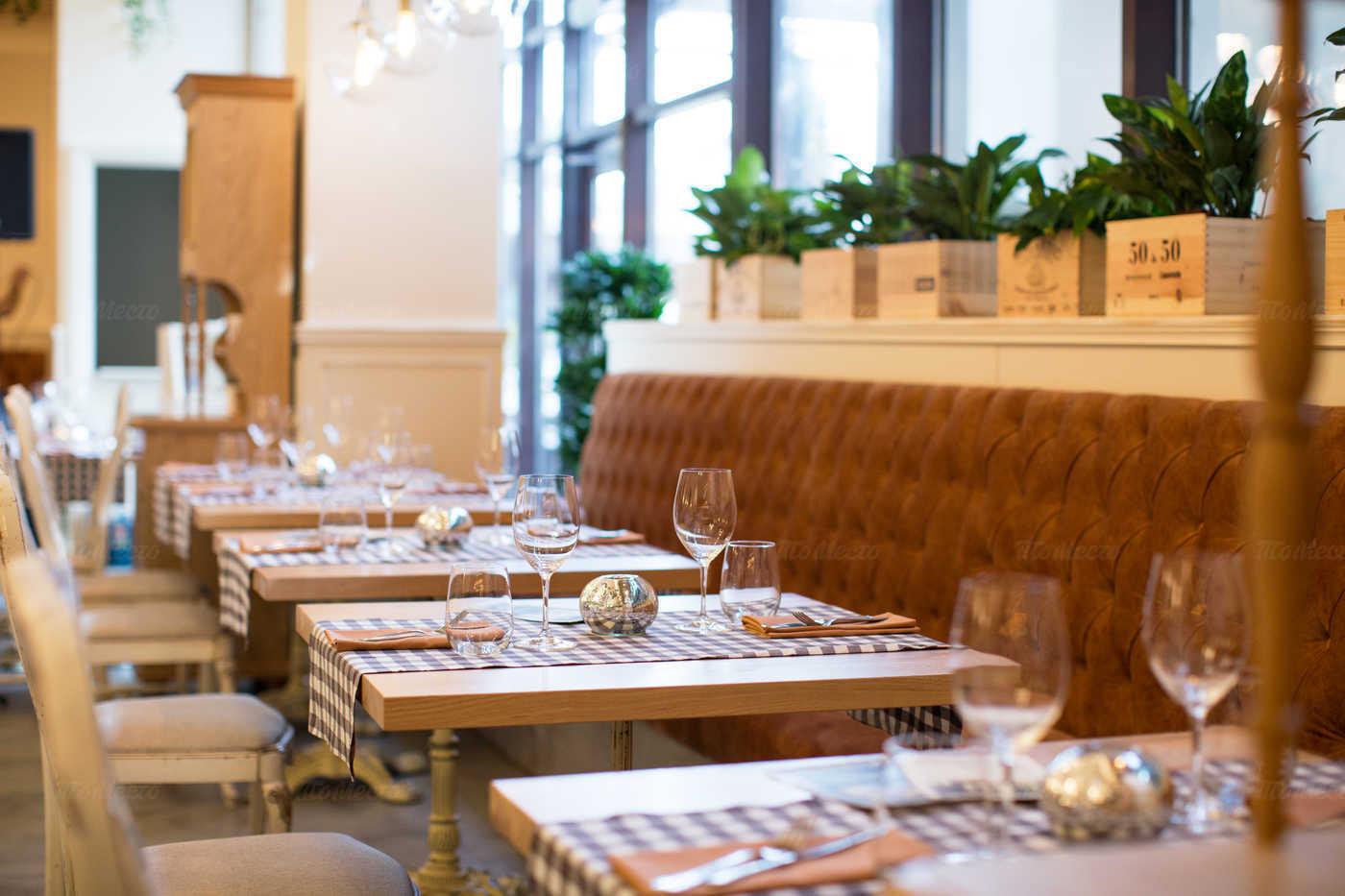 Ресторан Итальянец на Самотечной улице фото 6