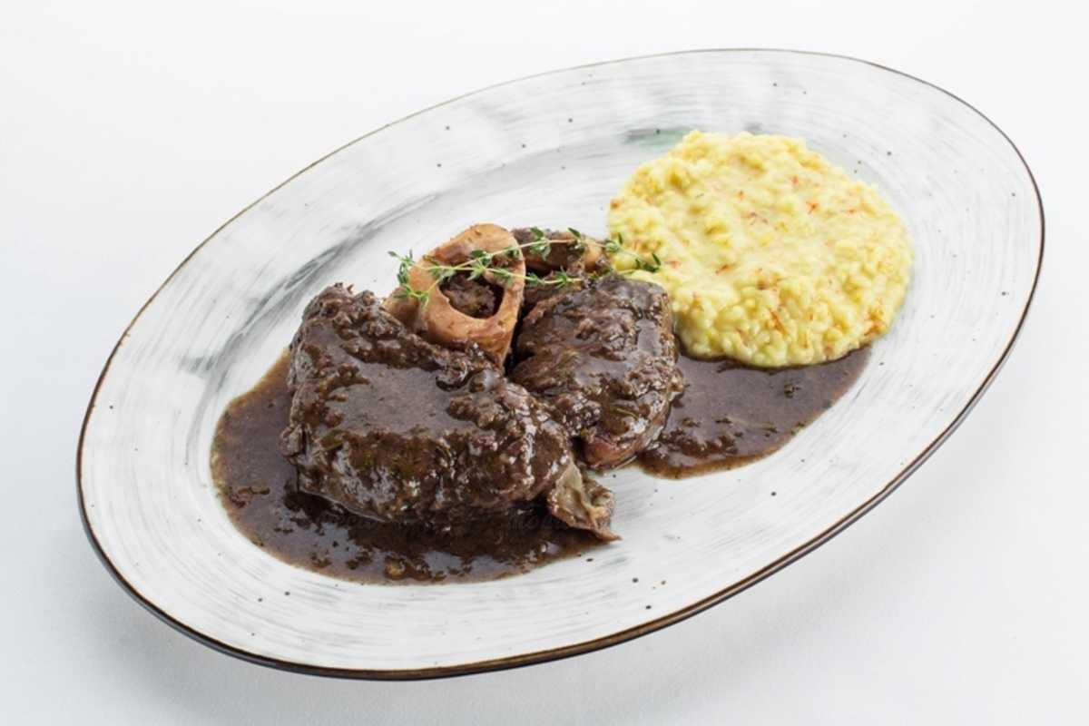 Меню ресторана Итальянец на Самотечной улице фото 65