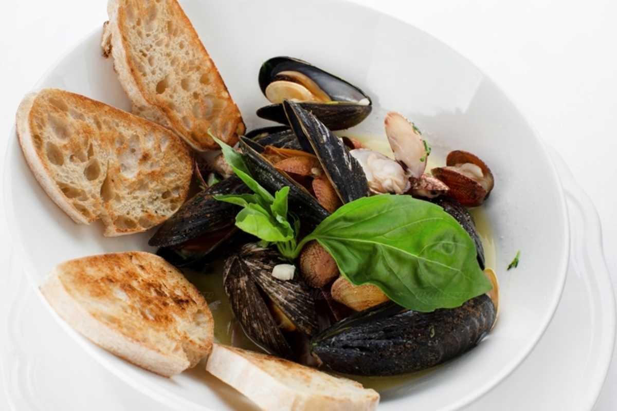 Меню ресторана Итальянец на Самотечной улице фото 84