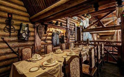 Банкетный зал ресторана Ермак на улице Нижние Мневники фото 3