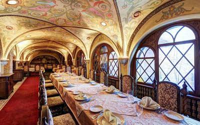 Банкетный зал ресторана Ермак на улице Нижние Мневники фото 1