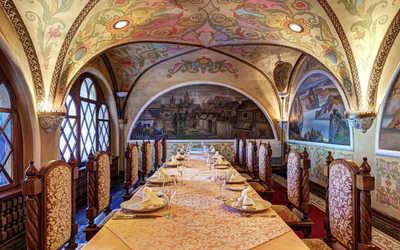 Банкетный зал ресторана Ермак на улице Нижние Мневники фото 2