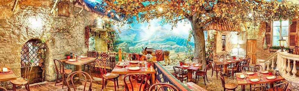 Ресторан Кавказская пленница на проспекте Мира фото 2
