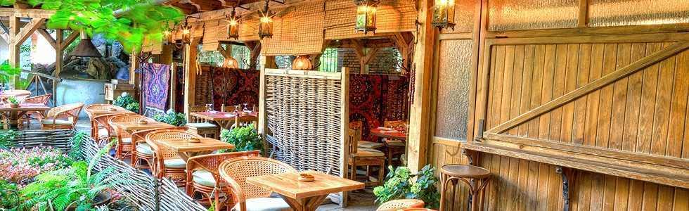 Ресторан Кавказская пленница на проспекте Мира