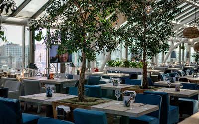 Банкетный зал ресторана Карлсон (Karlson) на Овчинниковской набережной