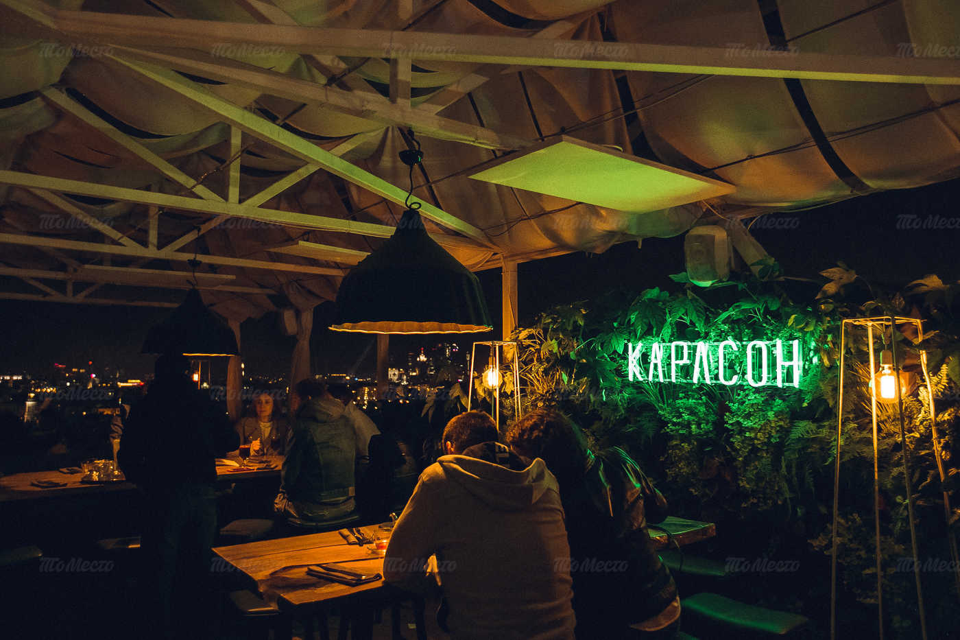 Ресторан Карлсон на Овчинниковской набережной фото 26
