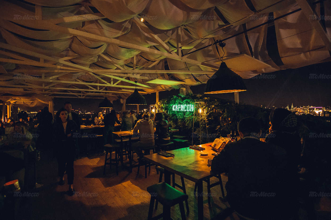 Ресторан Карлсон на Овчинниковской набережной фото 27