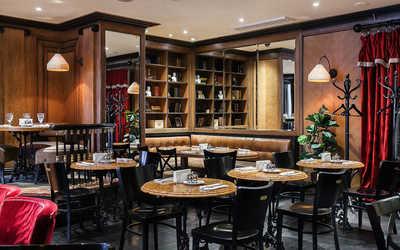 Банкетный зал кафе Чайковский на Триумфальной площади фото 2