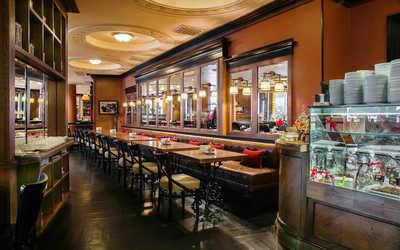 Банкетный зал кафе Чайковский на Триумфальной площади фото 3