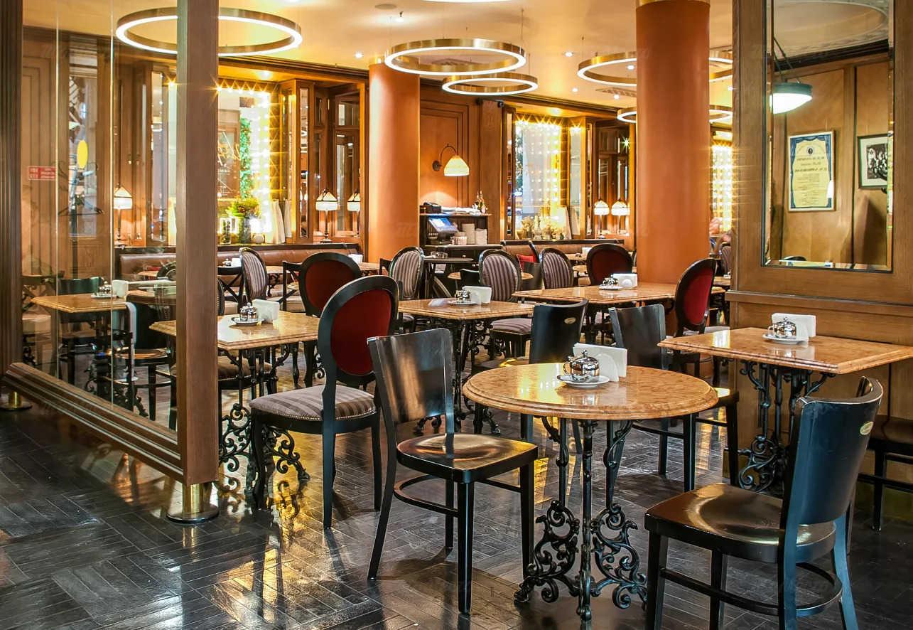 Кафе Чайковский на Триумфальной площади фото 4