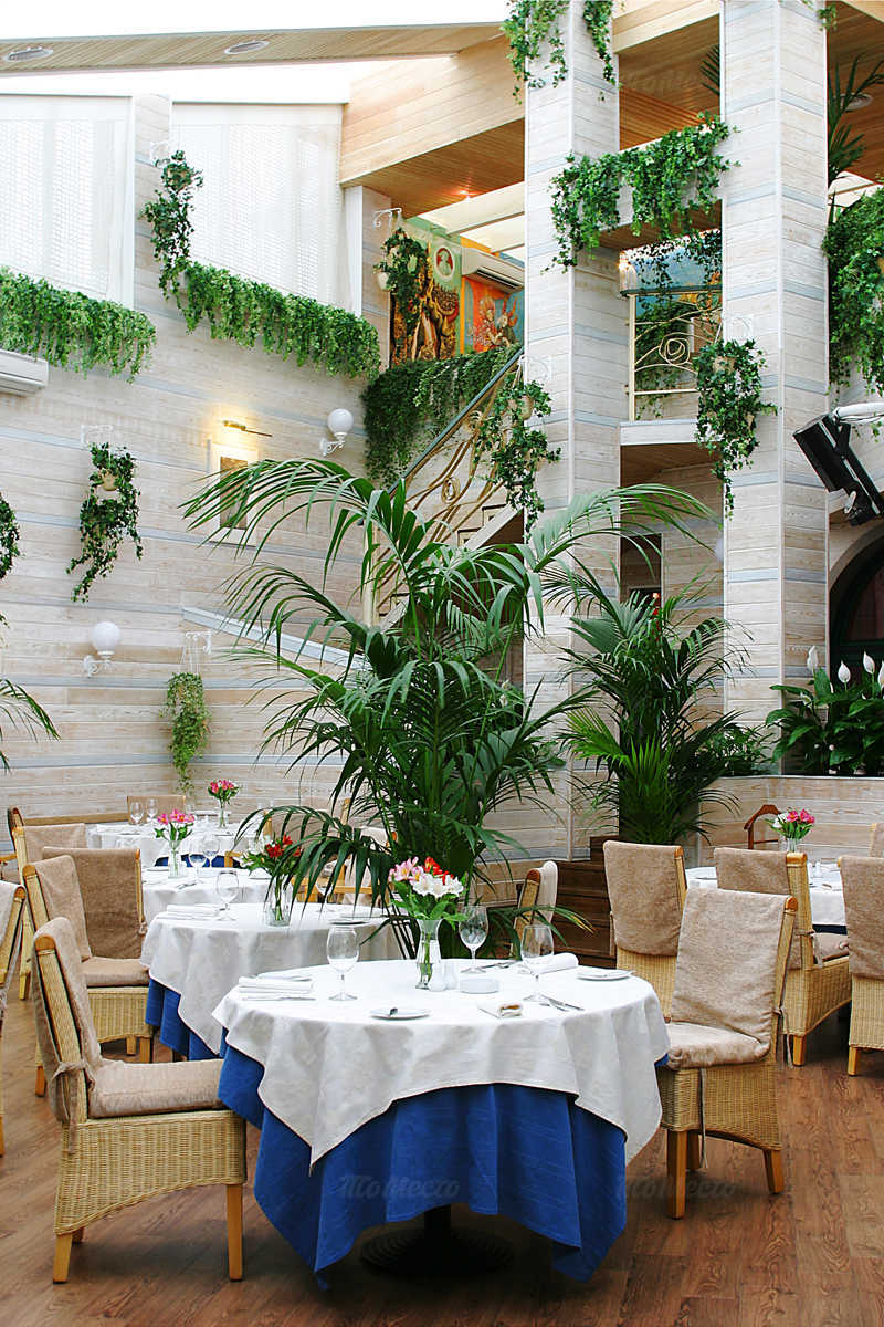 Ресторан МоМо на Пятницкой улице фото 6