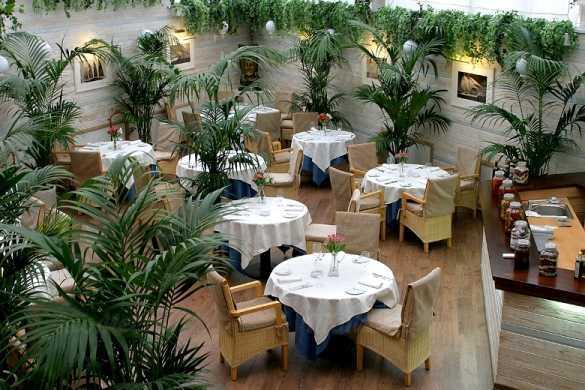 Ресторан МоМо на Пятницкой улице фото 3
