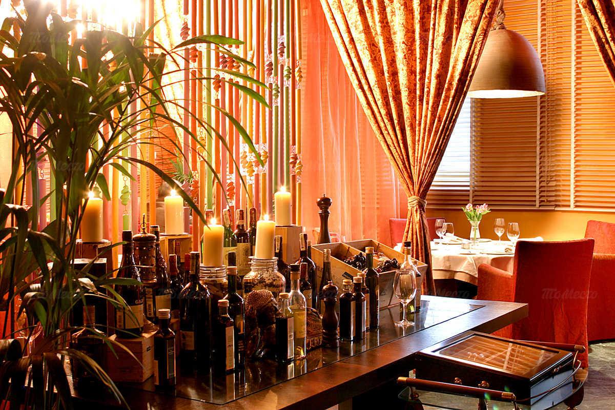 Ресторан МоМо на Пятницкой улице фото 4