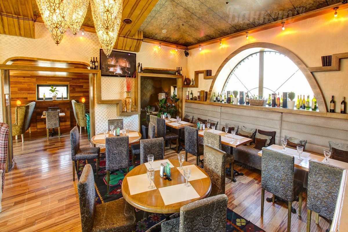 Меню бара, ресторана Мята в Лужнецком проезде